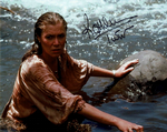 Kathleen Turner (Romancing the Stone,Body Heat) - Genuine Signed Autograph 10333